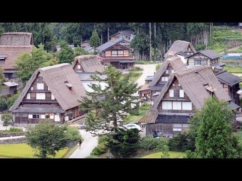 『富山県南砺市』の動画を楽しもう!