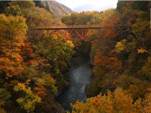 『山形県西置賜郡小国町』の動画を楽しもう!